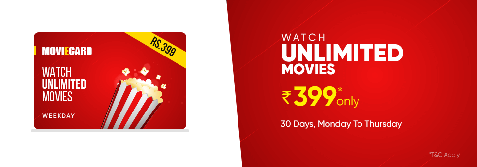 Weekday Moviecard 399